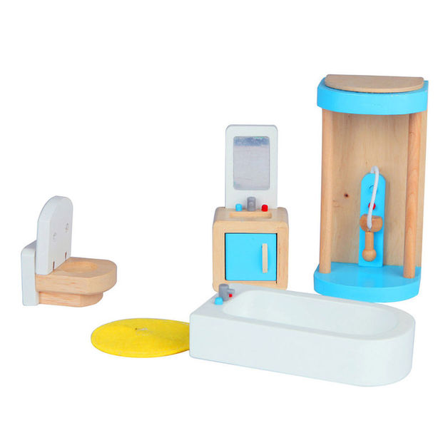 Hape: Family Bathroom