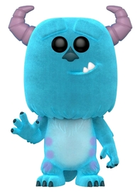 Monsters Inc. - Sulley (Flocked) Pop! Vinyl Figure