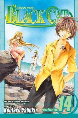 Black Cat, Vol. 14 by Kentaro Yabuki image