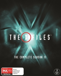 X-Files - Season 11 on Blu-ray