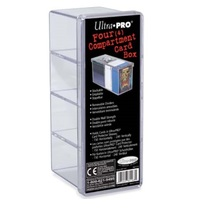 Ultra Pro: Specialty Holders - 4 Compartment