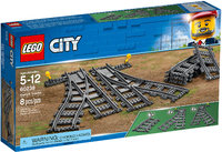 LEGO City: Switching Tracks Set (60238)