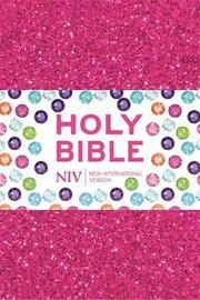 NIV Ruby Pocket Bible by New International Version image