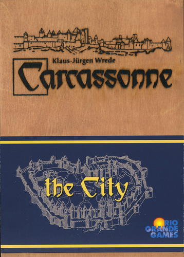 Carcassonne - The City image