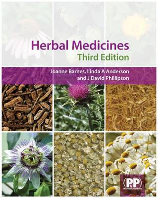Herbal Medicines by Joanne Barnes image