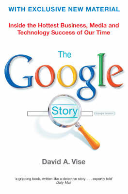 The Google Story by David A Vise image
