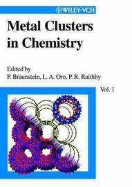 Metal Clusters in Chemistry image