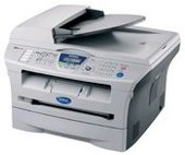 Brother MFC7420 Multi-function Printer Scanner Copier Fax 20ppm Black 2400x600 16MB A4 USB 2 Parallel