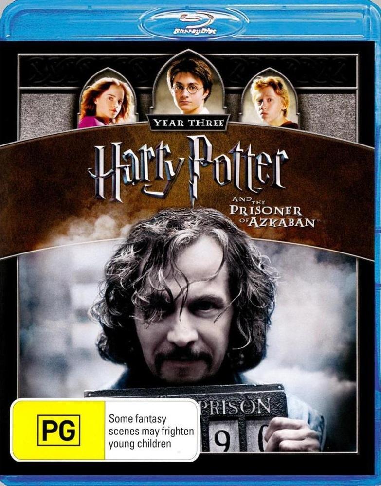Harry Potter and the Prisoner of Azkaban on Blu-ray image