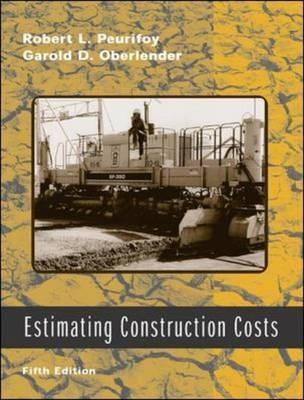 Estimating Construction Costs by Garold D. Oberlender image