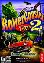 Rollercoaster Tycoon 2: Time Twister for PC Games