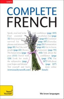 Complete French: A Teach Yourself Guide with Two Audio CDs, New Edition by Graham Gaelle image