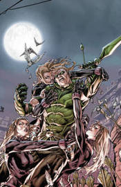 Green Arrow Volume 2: Triple Threat TP by Ann Nocenti