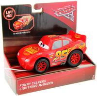 Cars 3: Funny Talkers - Lightning McQueen