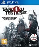 Shadow Tactics: Blades of the Shogun for PS4