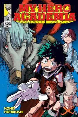 My Hero Academia, Vol. 3 by Kohei Horikoshi image