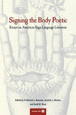 Signing the Body Poetic image