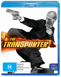The Transporter on Blu-ray image