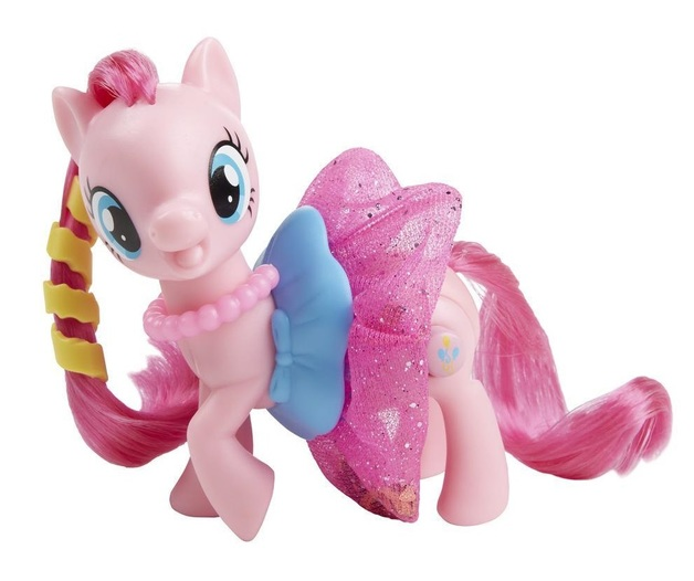 My Little Pony: Sparkling & Spinning Skirt - Pinkie Pie