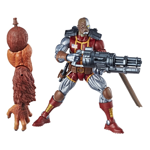 "Marvel Legends: Deathlok - 6"" Action Figure"
