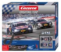 Carrera: Digital 132 - DTM Championship Slot Car Set (Audi/BMW)