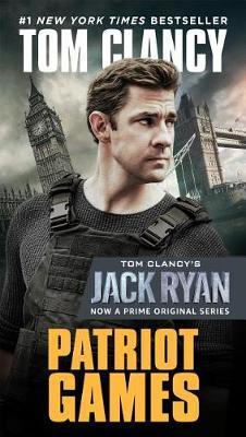 Patriot Games (Movie Tie-In) by Tom Clancy image