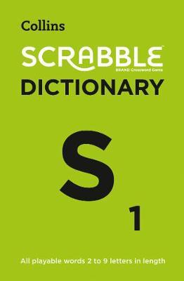 Collins Scrabble Dictionary by Collins Dictionaries