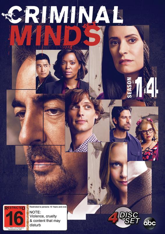 Criminal Minds - Season 14 on DVD