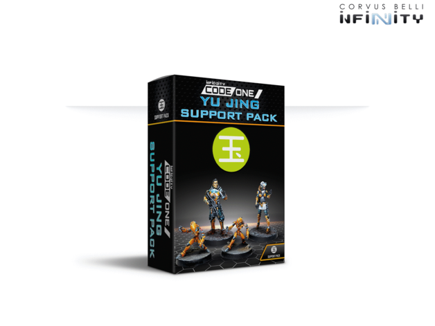 Infinity: Ju Ying Support Pack
