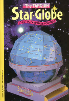 The Tarquin Star-globe: To Cut Out and Make Yourself by Gerald Jenkins image