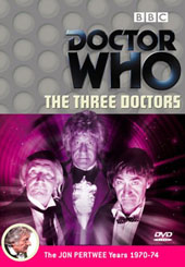 Doctor Who - The Three Doctors on DVD
