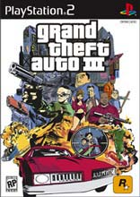 Grand Theft Auto 3 for PlayStation 2