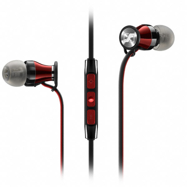 Sennheiser Momentum In-Ear G (Black/Red)