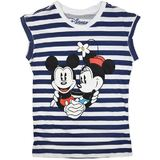 Disney Minnie and Mickey T-Shirt (Size 8)