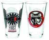 Star Wars: First Order Captain Phasma Glass Tumbler