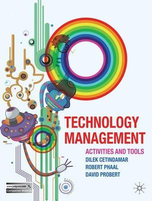 Technology Management: Activities and Tools by Dilek Cetindamar image
