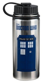 Doctor Who: Vacuum Insulated - Stainless Steel Water Bottle