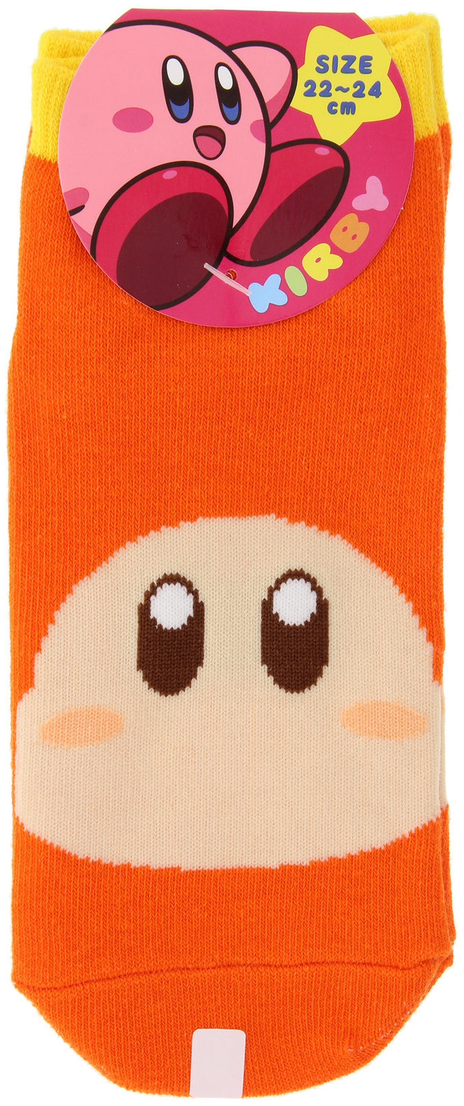 Kirby Socks Waddle Dee At Mighty Ape Nz
