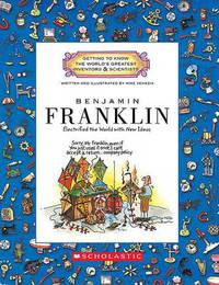 Benjamin Franklin by Mike Venezia image