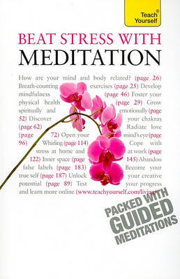 Beat Stress with Meditation by Naomi Ozaniec