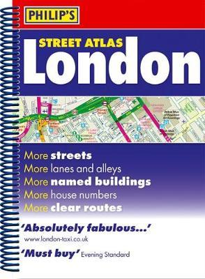 Philip's Street Atlas London image