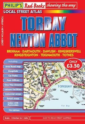 Philip's Red Books Torbay and Newton Abbot image