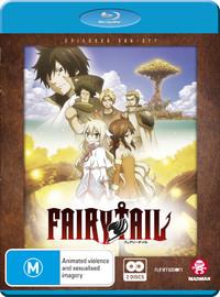 Fairy Tail Zero - Complete Series on Blu-ray
