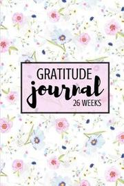 Gratitude Journal by Blank Publishers