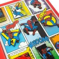 Marvel: Spider-Man - Retro Pin Set image