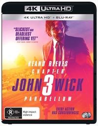 John Wick: Chapter 3 - Parabellum on UHD Blu-ray image