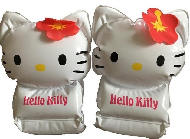 Hello Kitty: Swimming Arm Bands