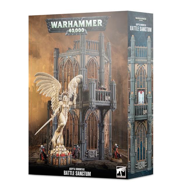 Warhammer 40,000: Adepta Sororitas Battle Sanctum