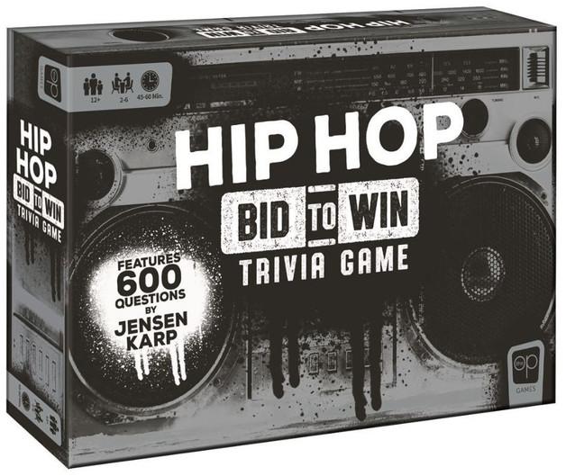 Hip Hop: Bid to Win - Trivia Game