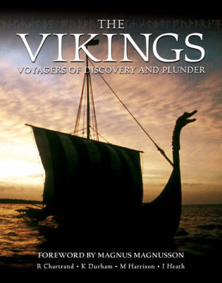 The Vikings: Voyagers of Discovery and Plunder by Magnus Magnusson image